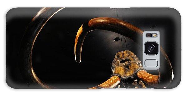 Columbian Mammoth La Brea Tar Pits Galaxy Case