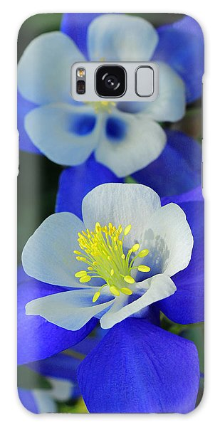 Columbine Day Galaxy Case