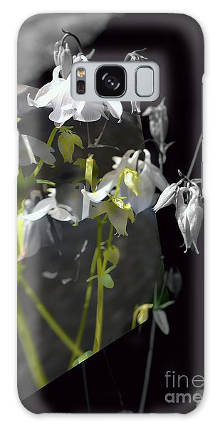 Columbine Shades Of Grey Galaxy Case