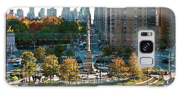 Columbus Circle Galaxy Case