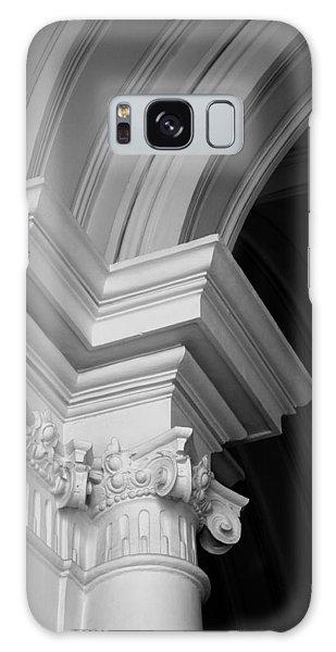 Columns At Hermitage Galaxy Case