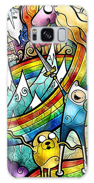 Come Along With Me Galaxy Case