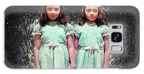 Come Play With Us - The Shining Twins Galaxy Case