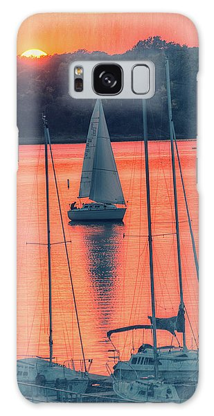 Come Sail Away Galaxy Case