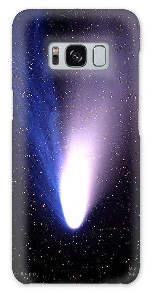 Comet Hale-bopp Galaxy Case