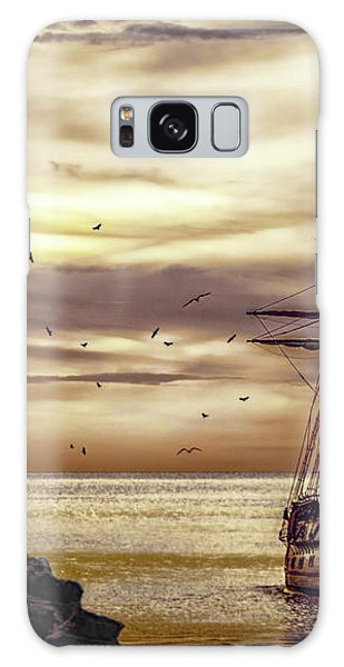Coming Home Galaxy Case by Diane Schuster