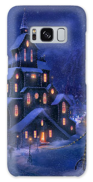 Coming Home Galaxy Case
