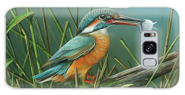 Common Kingfisher Galaxy Case