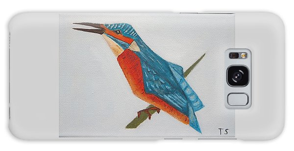 Common Kingfisher Galaxy Case