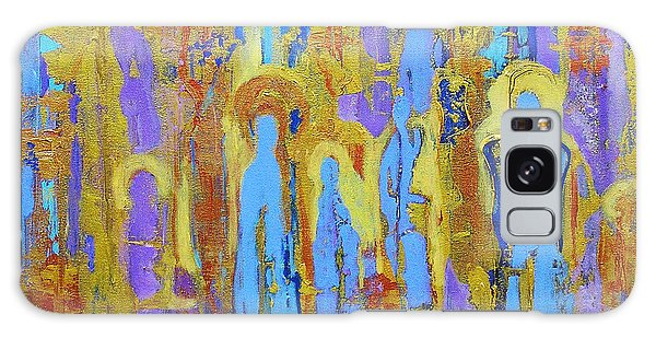 Abstract Expressionism Galaxy Case - Communion Of Saints by Elise Ritter