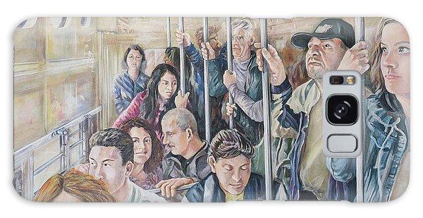 Commuters Galaxy Case