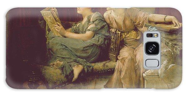 Female Galaxy Case - Comparison by Sir Lawrence Alma-Tadema