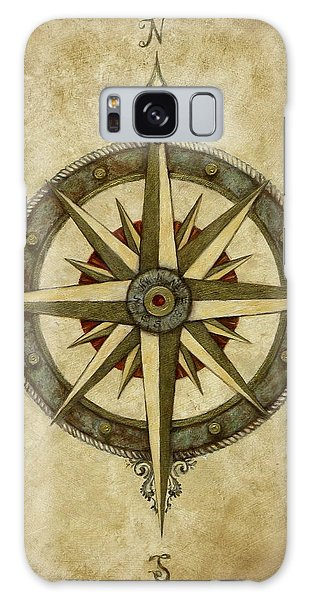 Rose Galaxy Case - Compass Rose by Judy Merrell
