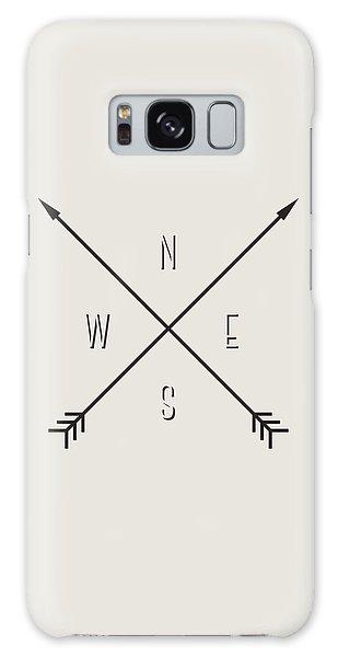 Fall Galaxy Case - Compass by Zapista Zapista
