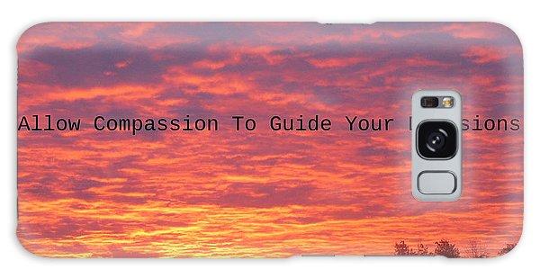 Compassion Galaxy Case
