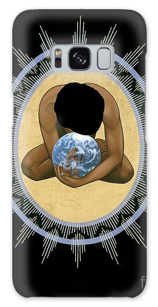 Compassion Mandala - Rlcmm Galaxy Case