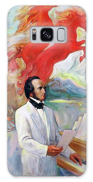 Composer Felix Mendelssohn Galaxy Case
