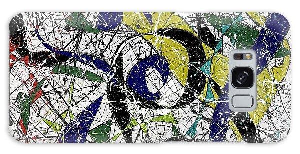 Composition #19 Galaxy Case