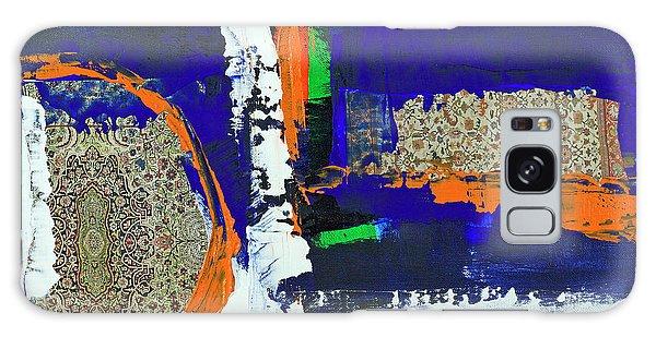 Composition Orientale No 1 Galaxy Case by Walter Fahmy