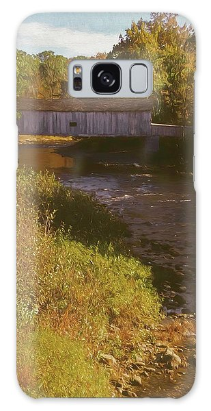 Comstock Covered Bridge Galaxy Case