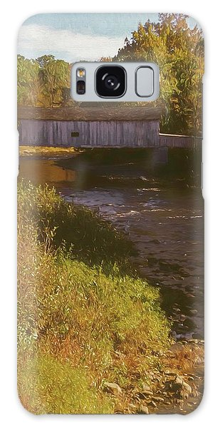 Comstock Covered Bridge Galaxy Case