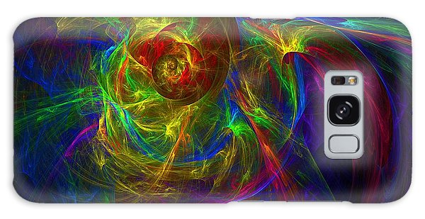 Conceptual Alchemy Galaxy Case by Lyle Hatch