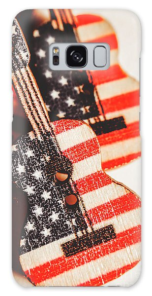 Rock Music Galaxy Case - Concert Of Stars And Stripes by Jorgo Photography - Wall Art Gallery