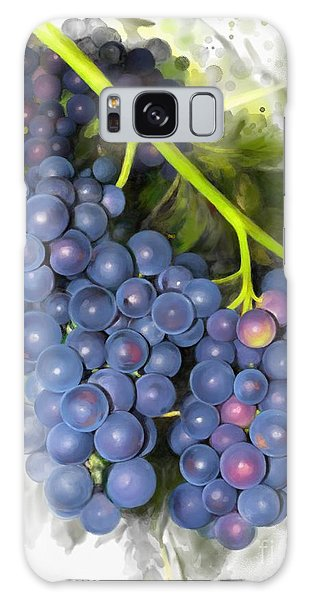 Concord Grape Galaxy Case
