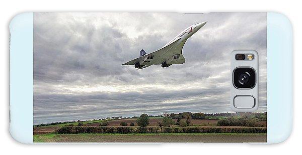 Concorde - High Speed Pass_2 Galaxy Case