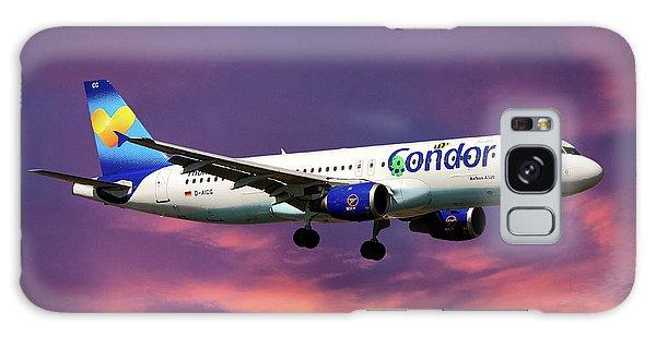 Condor Galaxy S8 Case - Condor Airbus A320-212 by Smart Aviation