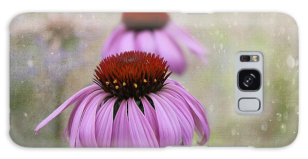 Coneflower Dream Galaxy Case
