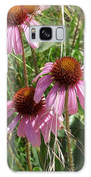 Coneflower Galaxy Case