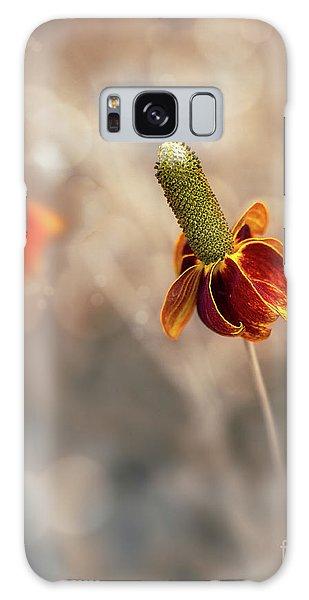 Mexican Hat Prairie Flower Galaxy Case