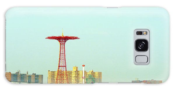Coney Island Amusement Park Galaxy Case