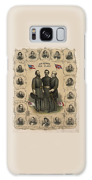 Confederate Generals Of The Civil War Galaxy Case by War Is Hell Store