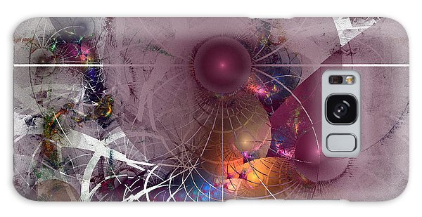 Confetti - Fractal Art Galaxy Case