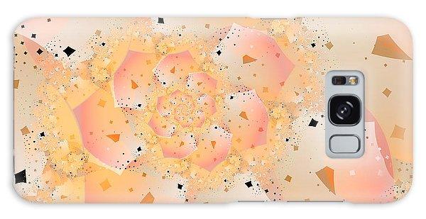 Confetti Pastel Galaxy Case by Michelle H