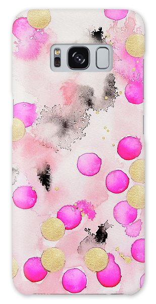 Contemporary Galaxy Case - Confetti by Roleen Senic