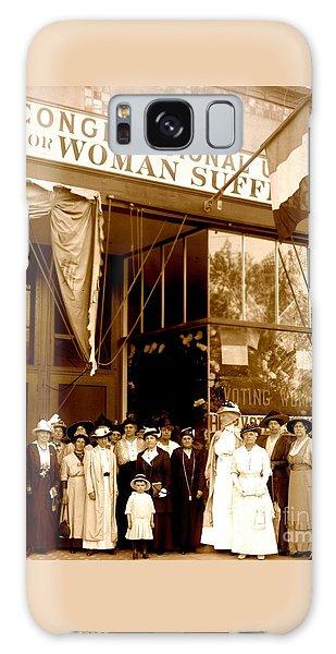 Congressional Union For Woman Suffrage Colorado Headquarters 1914 Galaxy Case