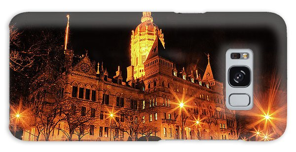 Connecticut State Capitol Galaxy Case