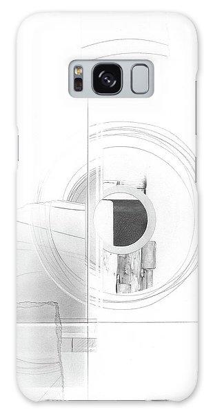Construction No. 3 Galaxy Case