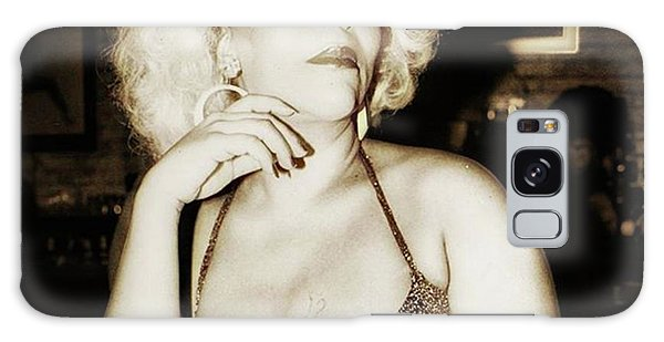 Galaxy Case featuring the photograph Consuela Del Rio. Drag Mother At The by Mr Photojimsf