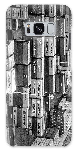 Container Library Galaxy Case