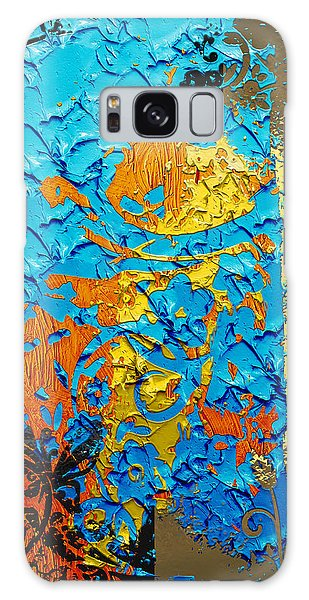Patina Galaxy Case - Contemporary Jungle No. 3 by Serge Averbukh