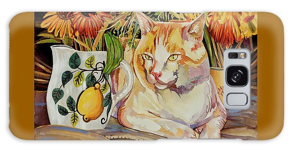 Contentment Galaxy Case by Bob Coonts