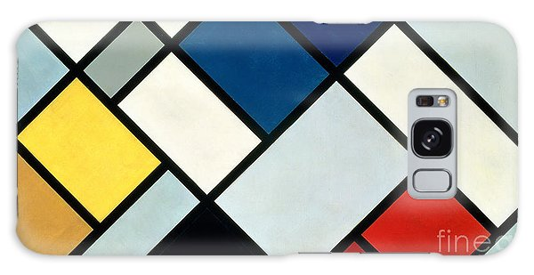 Shapes Galaxy Case - Contracomposition Of Dissonances by Theo van Doesburg