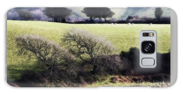 Contrast Of Trees Galaxy Case by Gary Bridger
