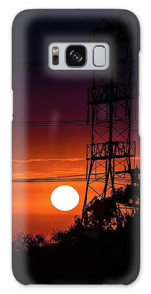 Contrast Of Two Powers Galaxy Case by April Reppucci
