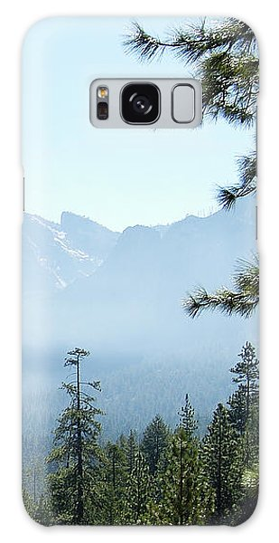 3 Of 4 Controlled Burn Of Yosemite Section Galaxy Case