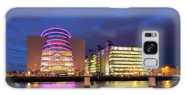Convention Centre Dublin And Pwc Building In Dublin, Ireland Galaxy Case